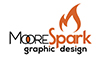 MooreSpark Graphic Design - Moore creative.